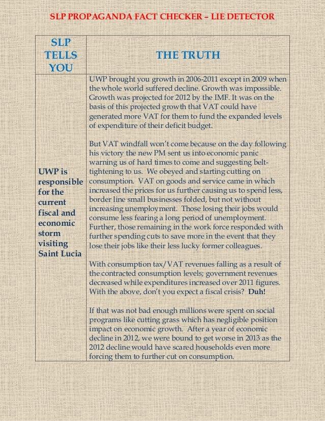 Slp fact checker #2