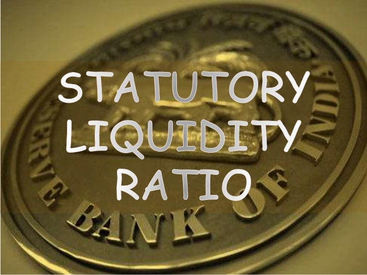 •   SLR (Statutory Liquidity Ratio):    It refers to the amount that the commercial banks require to    maintain in the fo...