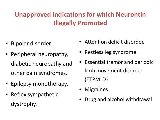 Neurontin Dosage For Restless Leg Syndrome
