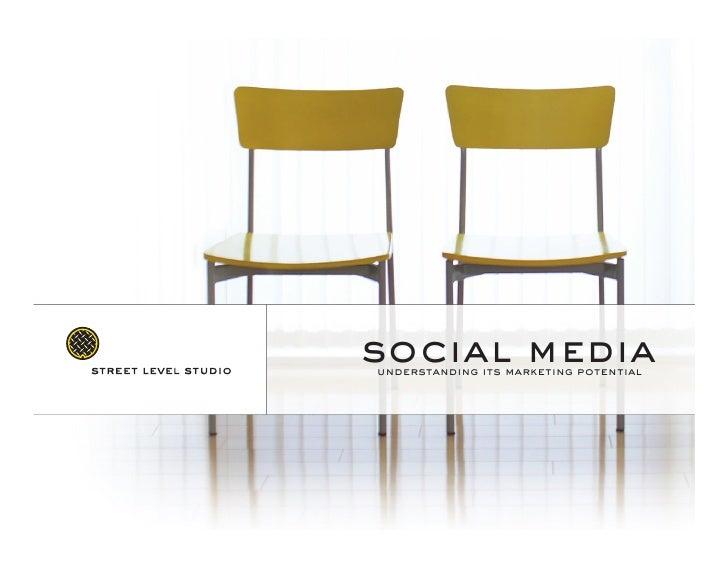 social media understanding its marketing potential