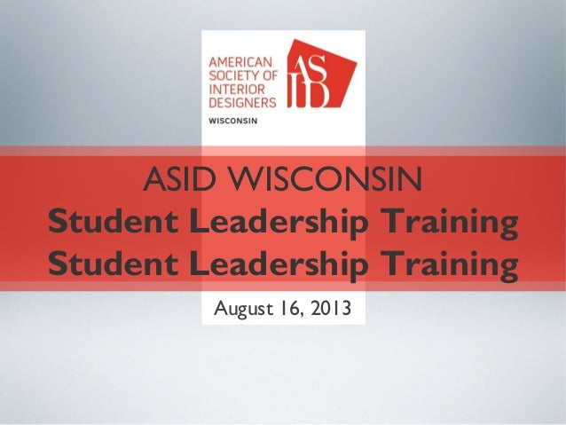 student leadership training At each of your student leadership team meetings, do a combination of  next,  do some kind of brief (10-20 minute) leadership training with.