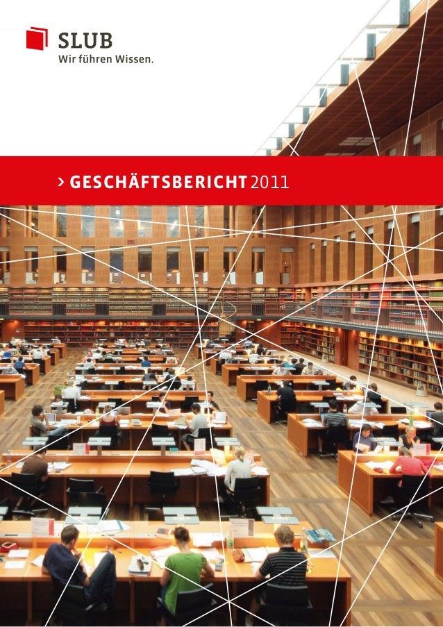 1>Geschäftsbericht 2011
