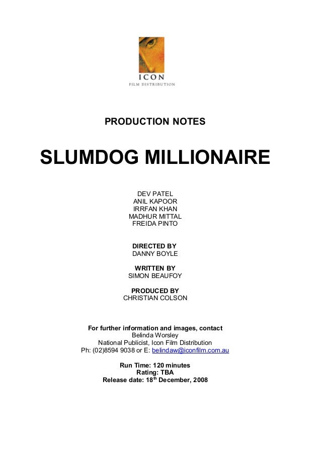 slumdog millionaire essay on poverty Papers slumdog millionaire a+ pages: 3 words: 684 this is just a sample to get a unique essay hire writer type of paper: essay  however it was this poverty in his childhood that gave him the answers to the tv show who wants to be a millionaire and his destiny to get latika back once jamal is grown up he is on top of a high raised.