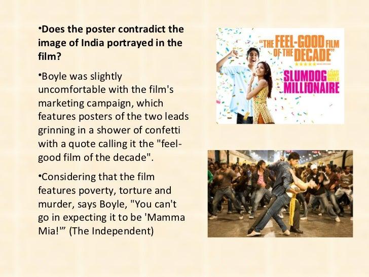 slumdog millionaire essay essay 'slumdog millionaire' is a 2008 british drama film centring on the journey of an 18-year-old indian boy from the juhu slums (located in mumbai, india), called jamal malik.