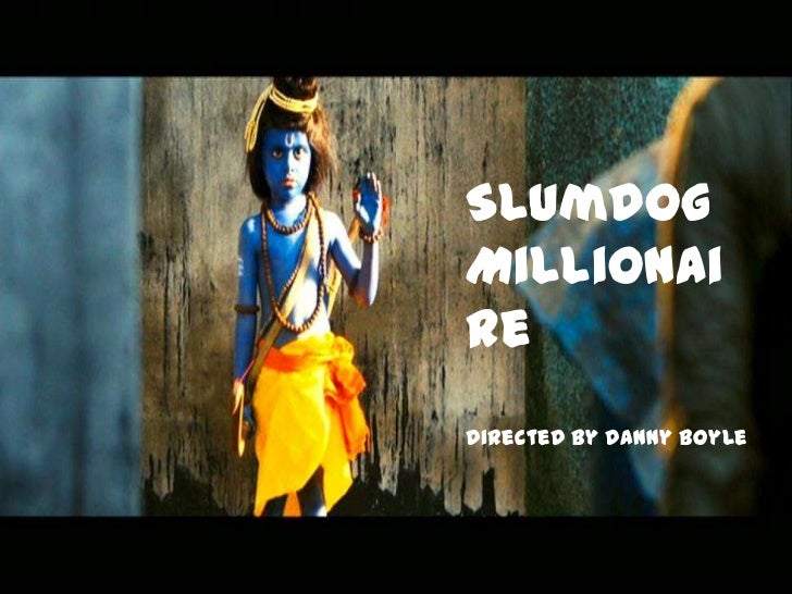 evaluation essay on slumdog millionaire Slumdog millionaire - book review this book/movie report slumdog millionaire - book review and other 63,000+ term papers, college essay examples and free essays.