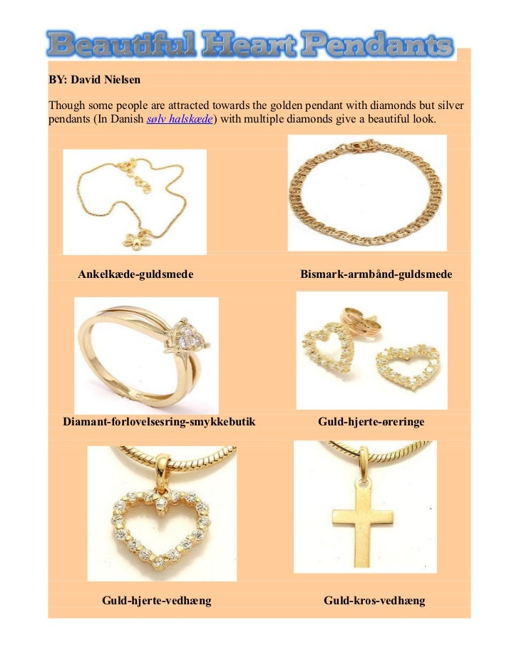 Sølv halskæde
