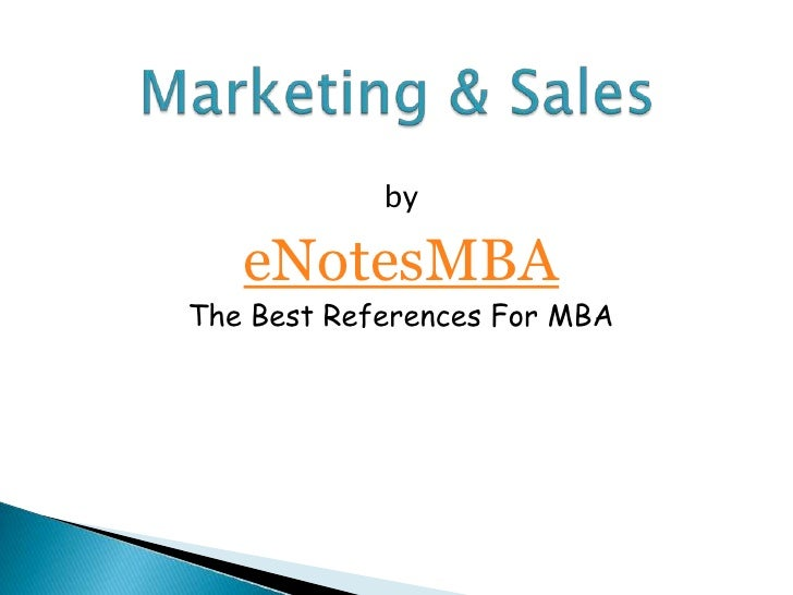 by   eNotesMBAThe Best References For MBA