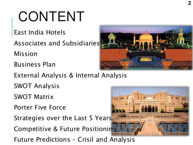 five star hotels swot analysis Pdf | the main purpose of this research is to determine the levels of using strategic management tools (smt) and satisfaction with them in five star hotels in turkey in addition, the .