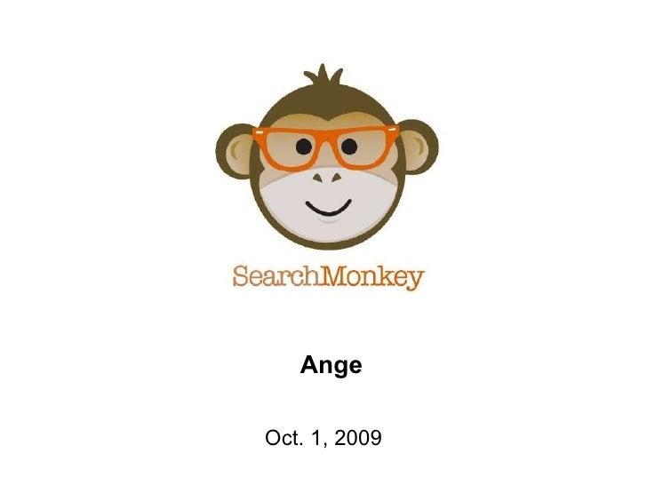 Ange Oct. 1, 2009