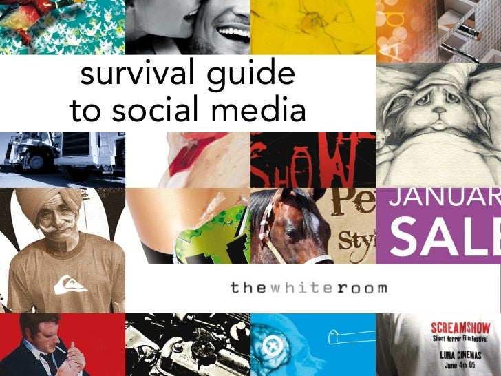survive to social media