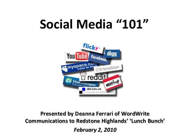 Presented by Deanna Ferrari of WordWritePresented by Deanna Ferrari of WordWrite Communications to Redstone Highlands' 'Lu...