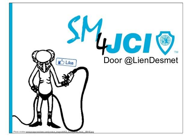 Social media workshop: SM4JCI