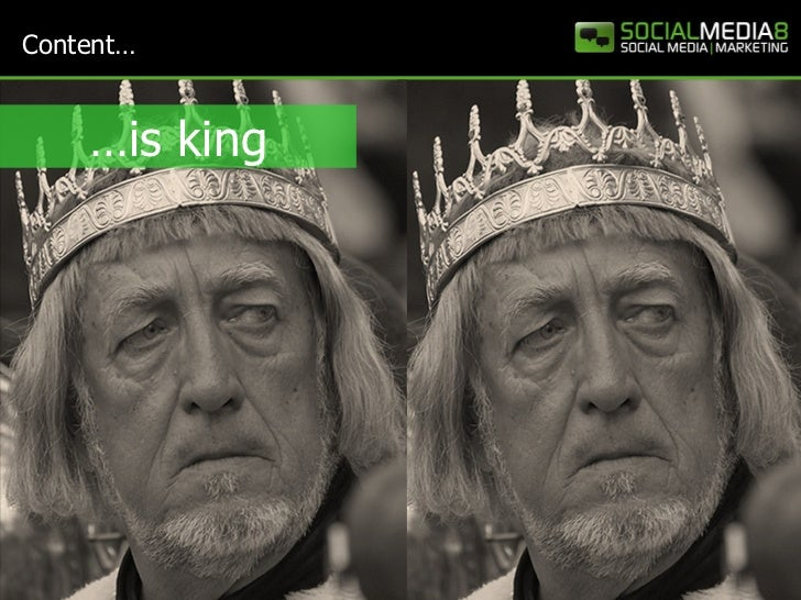 Why Content is King | Distribution Queen | Metrics the Emperor?