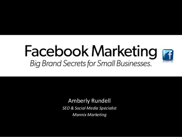 Amberly Rundell SEO & Social Media Specialist Mannix Marketing
