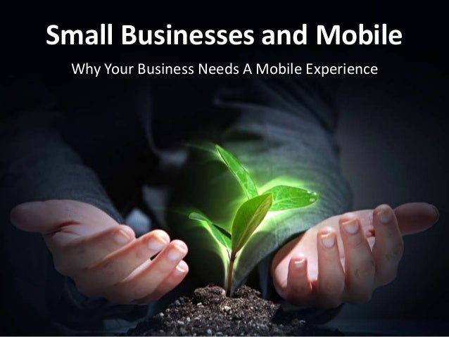 Small Businesses and Mobile 1