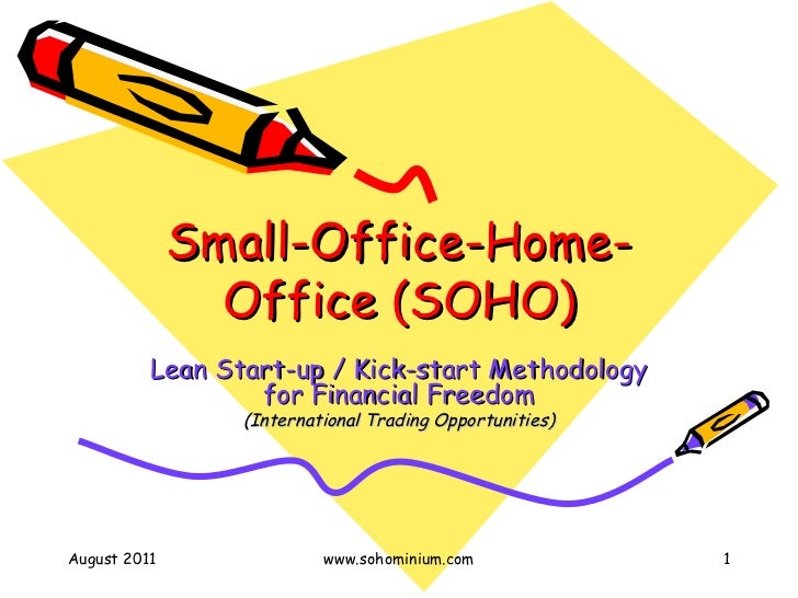Soho Small Office Home Office Market Small-office-home-office