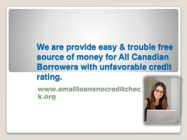 small loans no credit check 3 check small