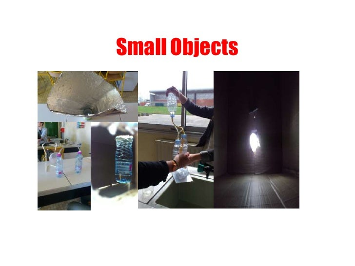 Small Objects