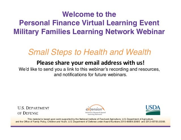 Please  share  your  email  address  with  us!   We'd like to send you a link to this webinar's recording an...