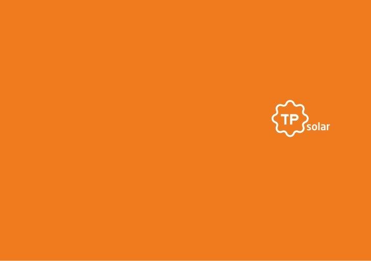 TP Solar – Catalog