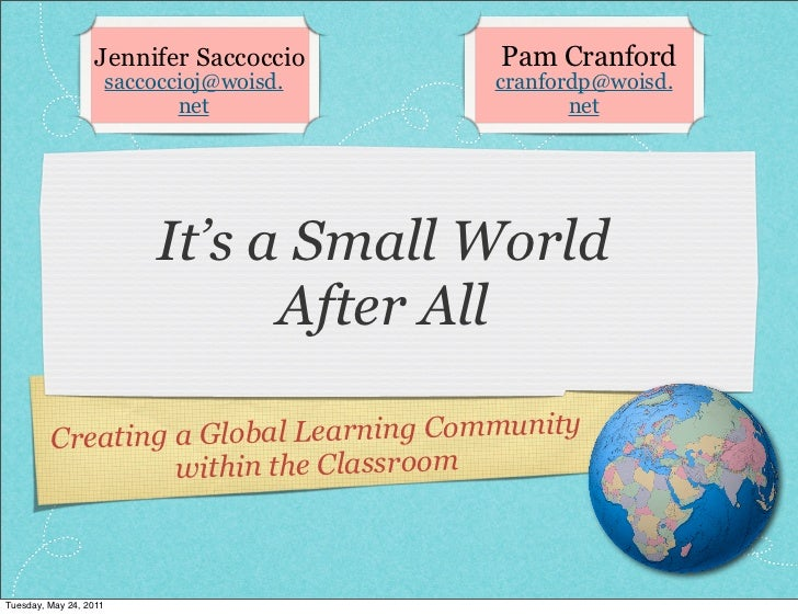 Jennifer Saccoccio        Pam Cranford                        saccoccioj@woisd.   cranfordp@woisd.                        ...