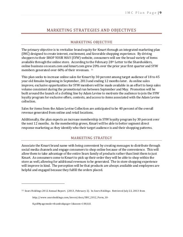 Marketing Communications Plan Essay - image 8