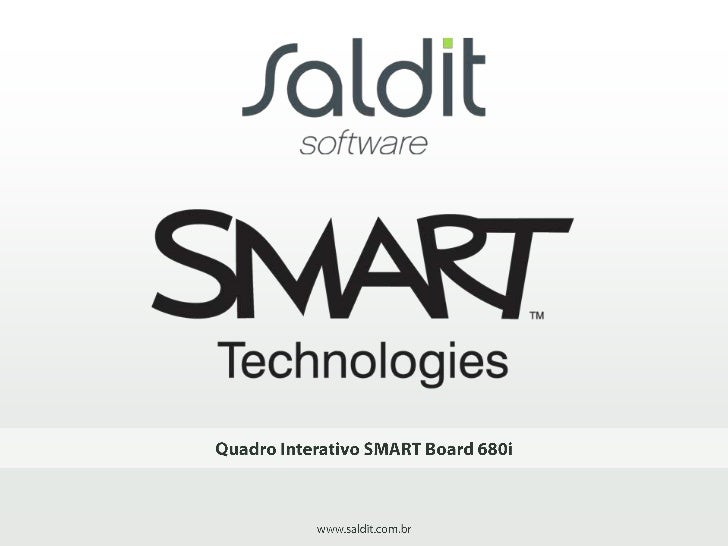 SMART Board 680i