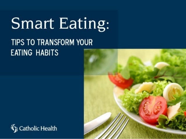 Transform Your Eating Habits