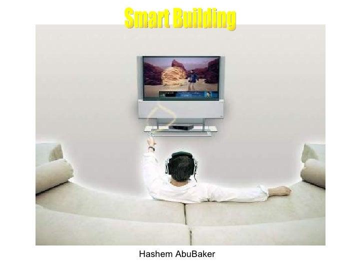 Smart Building Hashem AbuBaker