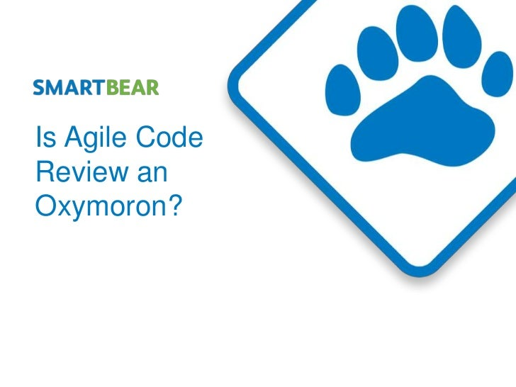 Is Agile CodeReview anOxymoron?
