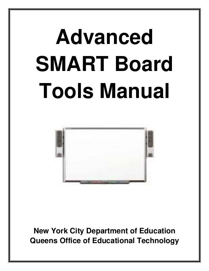 Smartboard Manual