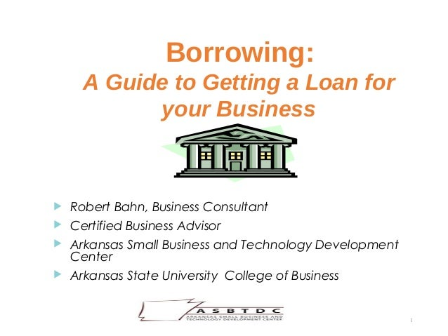 Smart Borrowing Tips to Get a Small Business Loan