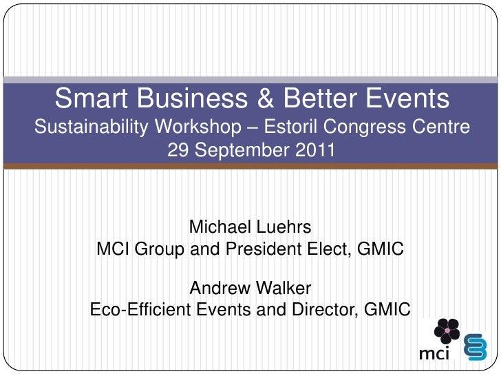 Smart business &_better_events_29_september_2011