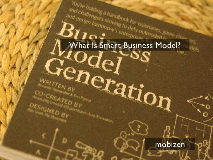 Smart business model