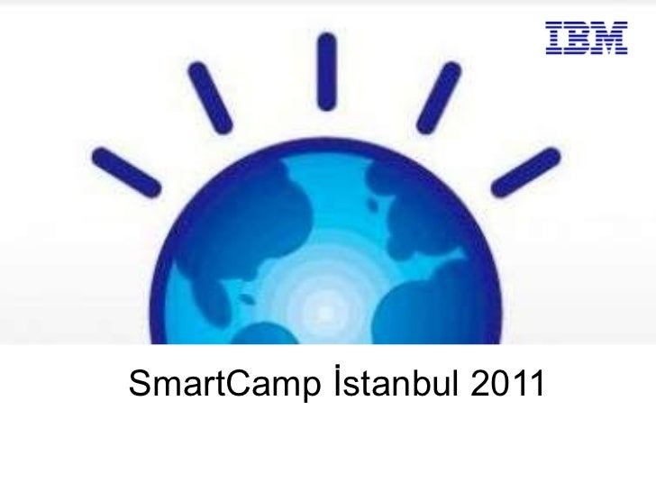 SmartCamp İstanbul 2011