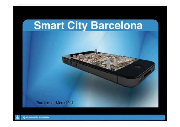 Smart City BCN