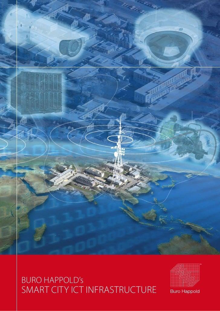 Buro HappoldBURO HAPPOLD'sSMART CITY ICT INFRASTRUCTURE                  1