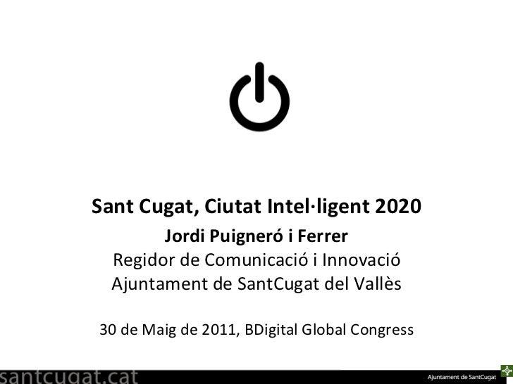 Sant Cugat Smart City