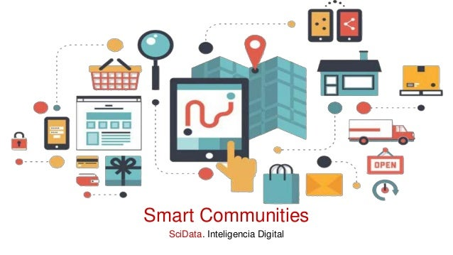 Smart Communities SciData. Inteligencia Digital