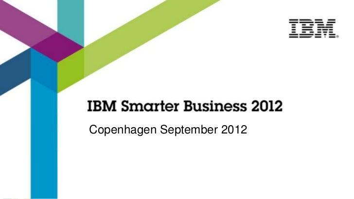 Copenhagen September 2012