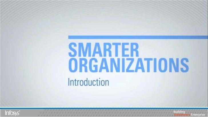 Smarter Organizations