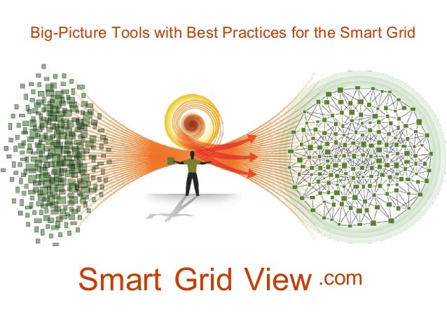 .comSmart Grid View Big-Picture Tools with Best Practices for the Smart Grid