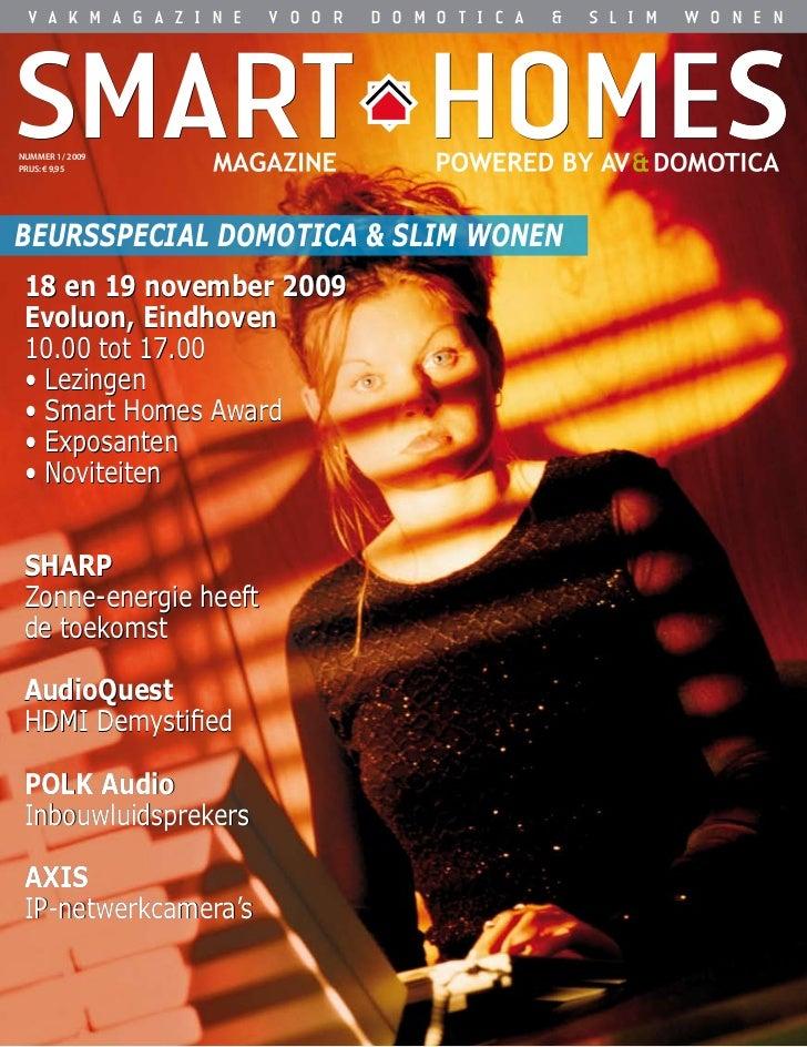 Smart Homes Magazine - November 2009
