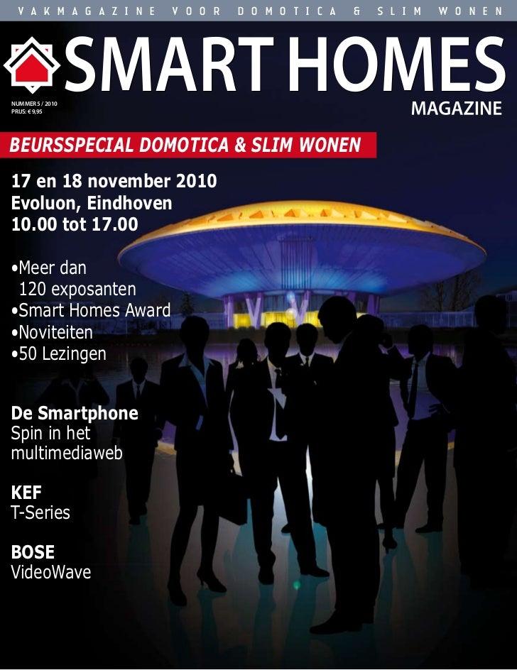 Smart Homes Magazine - November 2010