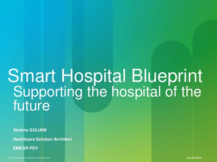 Smart Hospital Blueprint Sanitized