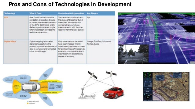 pros cons autonomy A suitable question to ask oneself is whether it is really necessary to pursue the design and manufacture of autonomous vehicles there are many great advantages which would come with the use of autonomous cars.