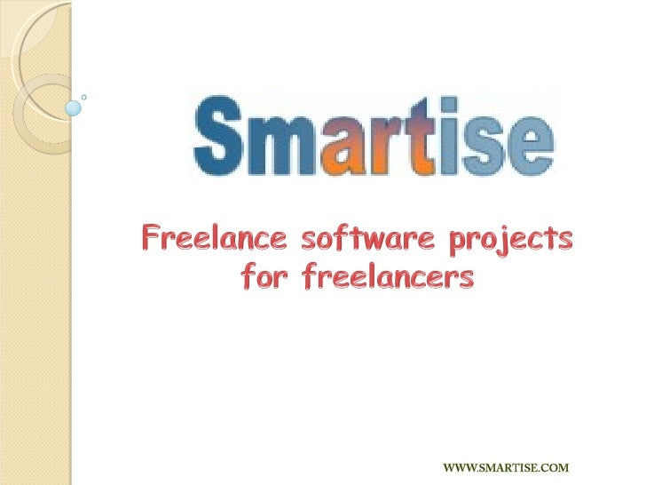 Freelance software projects for freelancers