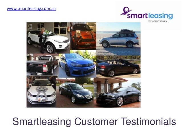 10 Reasons why Smartleasing Customers love their new car