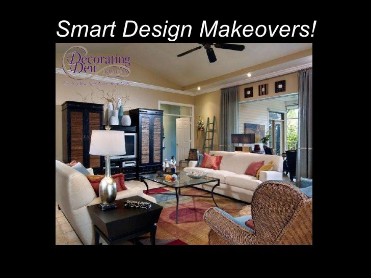 Smart Room Makeovers