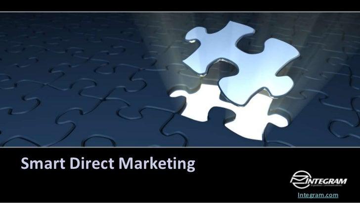 Smart Direct Marketing                         Integram.com